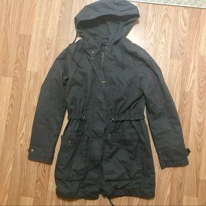 Forever21 grey utility jacket